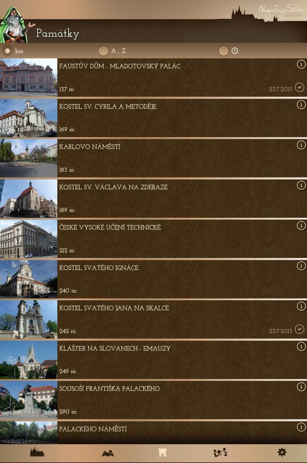Seznam památek