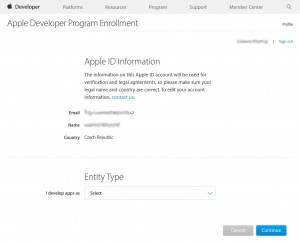 registrace-apple-08-enrollment-type