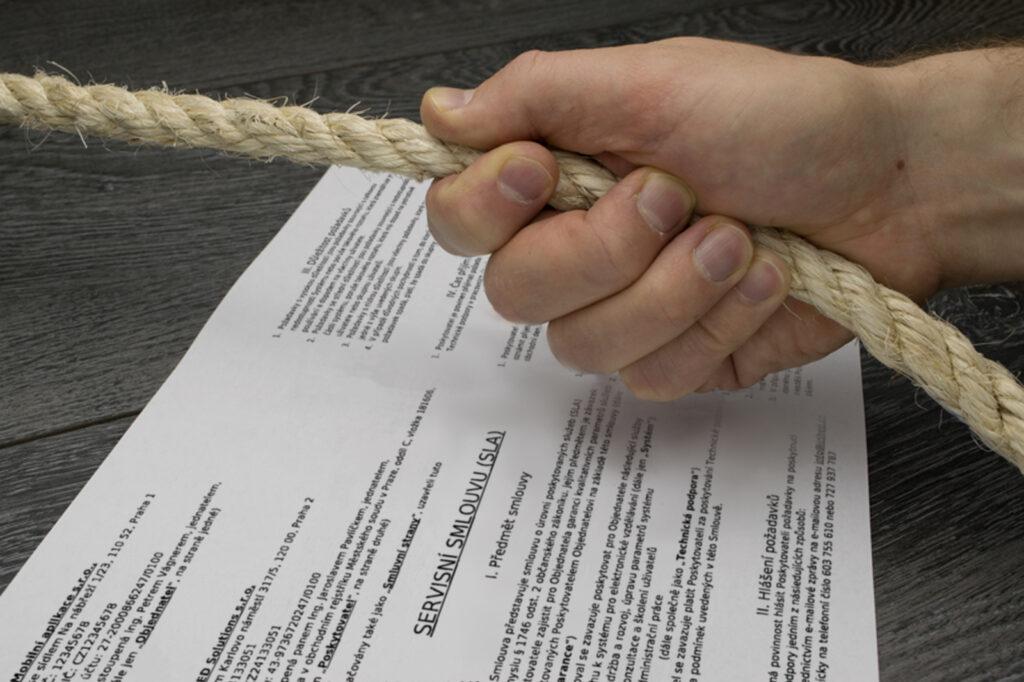 Servisní smlouva